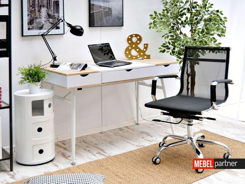 Fotel biurowy Lion