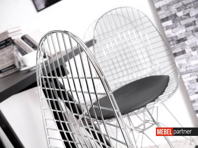 Krzesła Mpc Wire Rod
