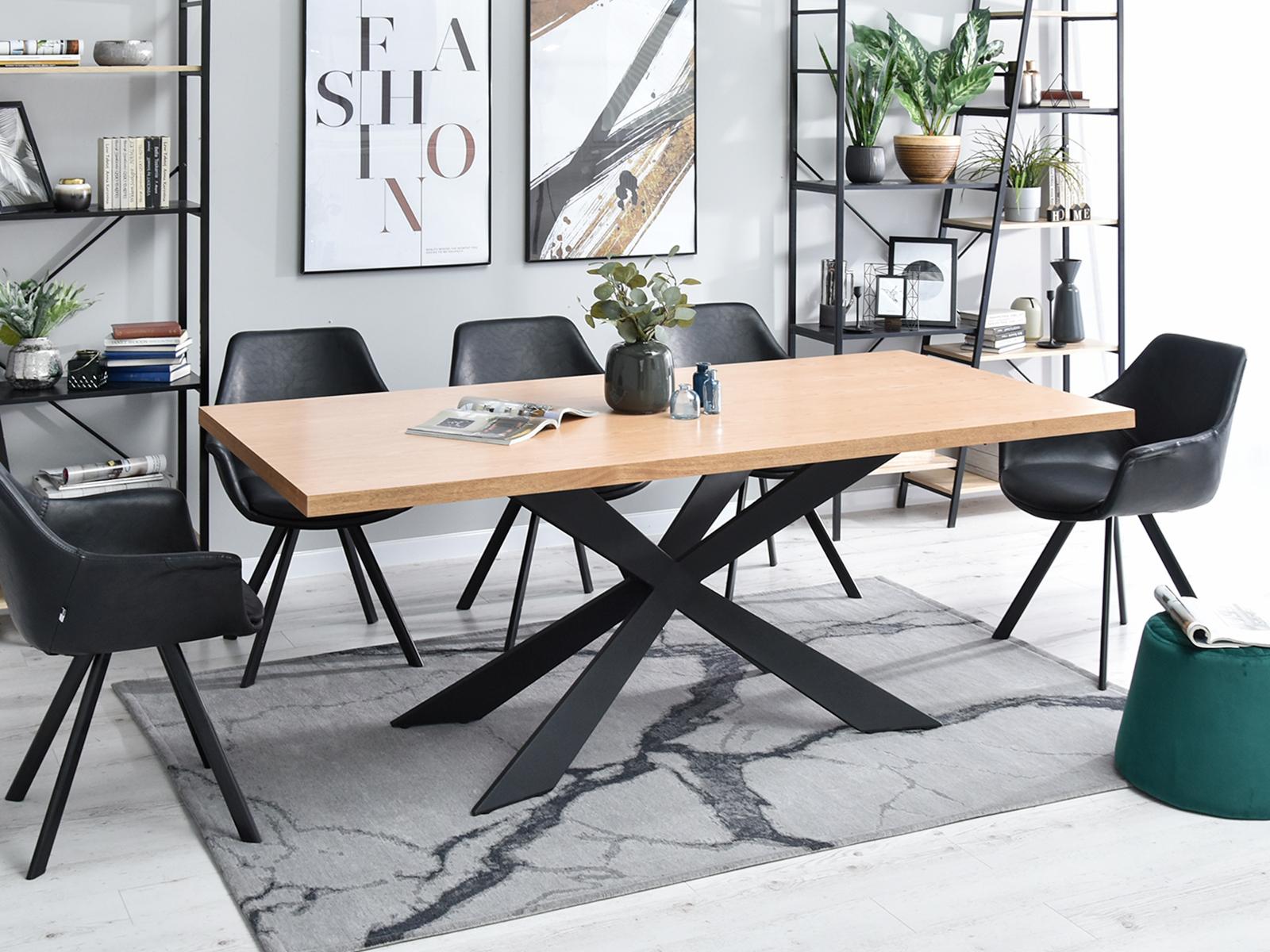 stół RETRO dąb